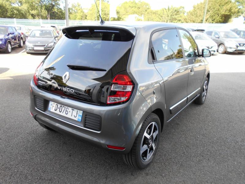 Renault Twingo 3 0.9 TCe 90 Energy E6C Intens Gris occasion à Bessières - photo n°9