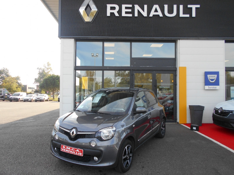 Renault Twingo 3 1.0 SCe 70 eco2 Intens  occasion à Bessières - photo n°1