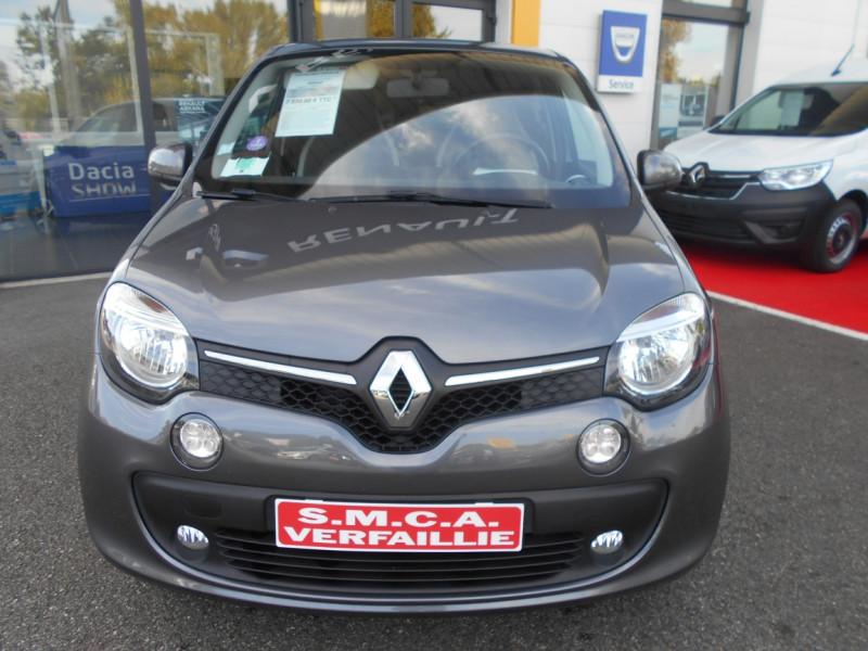 Renault Twingo 3 1.0 SCe 70 eco2 Intens  occasion à Bessières - photo n°7
