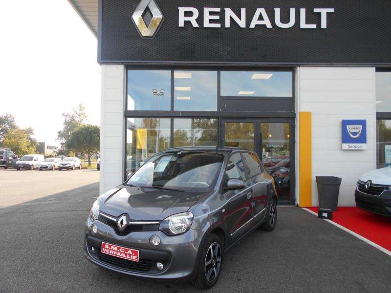 Renault Twingo 3 1.0 SCe 70 eco2 Intens  occasion à Bessières - photo n°2