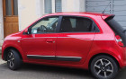 Renault Twingo 3 ENERGIE INTENSE HIPANEMA Rouge à Montaigu 39