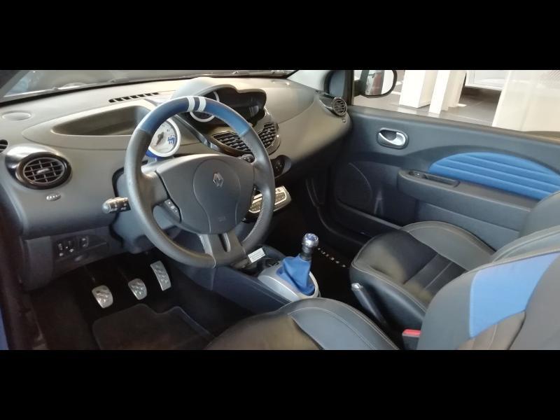 Renault Twingo Gordini 1.6 16v 133ch Gordini RS Bleu occasion à Mérignac - photo n°5