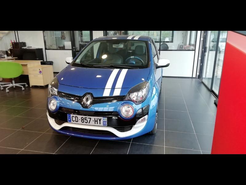 Renault Twingo Gordini 1.6 16v 133ch Gordini RS Bleu occasion à Mérignac
