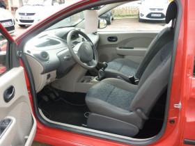 Renault Twingo II 1.2 16v 75ch Authentique Rouge occasion à Portet-sur-Garonne - photo n°4