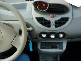 Renault Twingo II 1.5 dCi 65ch Expression Rouge occasion à Portet-sur-Garonne - photo n°4