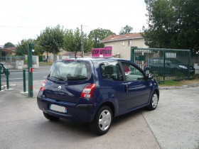 Renault Twingo II 1.5 DCI 65CH HELIOS Bleu occasion à Toulouse - photo n°3