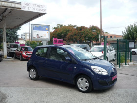 Renault Twingo II 1.5 DCI 65CH HELIOS Bleu occasion à Toulouse - photo n°2