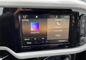 Renault Twingo II E-TECH ELECTRIC ZEN NEUF Rouge occasion à Biganos - photo n°3