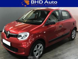 Renault Twingo II Rouge, garage BHD AUTO à Biganos