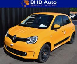Renault Twingo II Jaune, garage BHD AUTO à Biganos