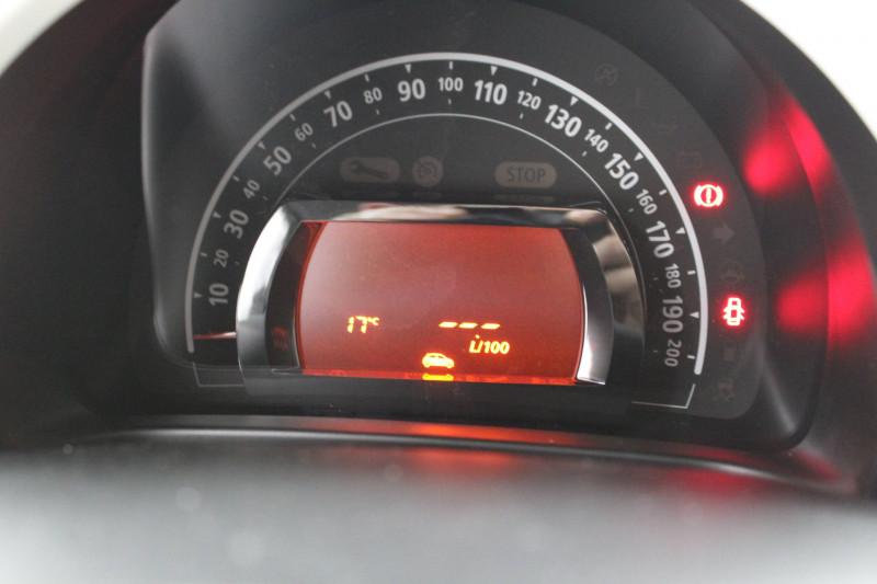 Renault Twingo II Twingo III SCe 65 Limited 5p Blanc occasion à DAX - photo n°13