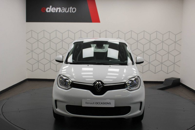 Renault Twingo II Twingo III SCe 65 Limited 5p Blanc occasion à DAX - photo n°8