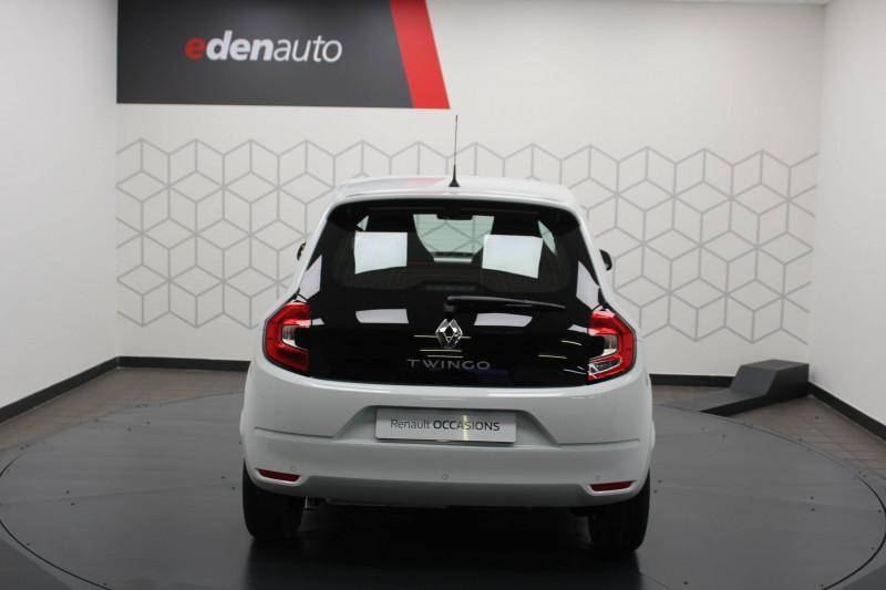 Renault Twingo II Twingo III SCe 65 Limited 5p Blanc occasion à DAX - photo n°4