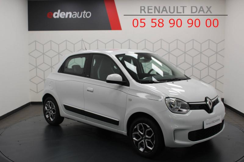 Renault Twingo II Twingo III SCe 65 Limited 5p Blanc occasion à DAX