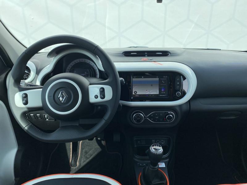 Renault Twingo II Twingo III SCe 65 Vibes 5p Blanc occasion à Agen - photo n°7