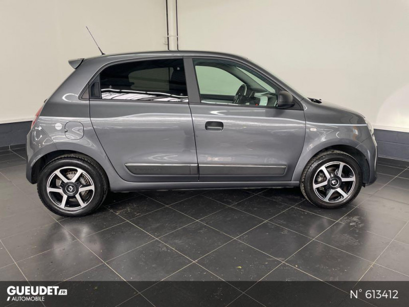 Renault Twingo 0.9 TCe 90ch energy Intens Euro6c Gris occasion à Rivery - photo n°7