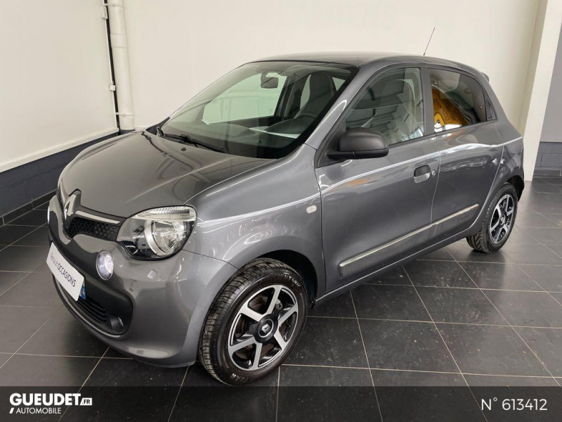 Renault Twingo 0.9 TCe 90ch energy Intens Euro6c Gris occasion à Rivery