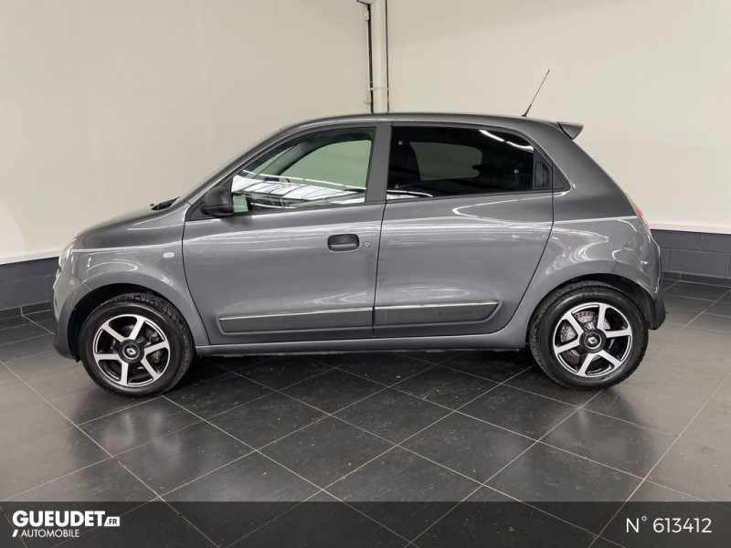 Renault Twingo 0.9 TCe 90ch energy Intens Euro6c Gris occasion à Rivery - photo n°8