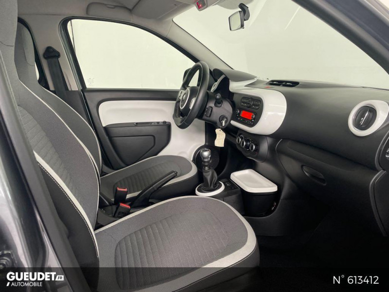 Renault Twingo 0.9 TCe 90ch energy Intens Euro6c Gris occasion à Rivery - photo n°4