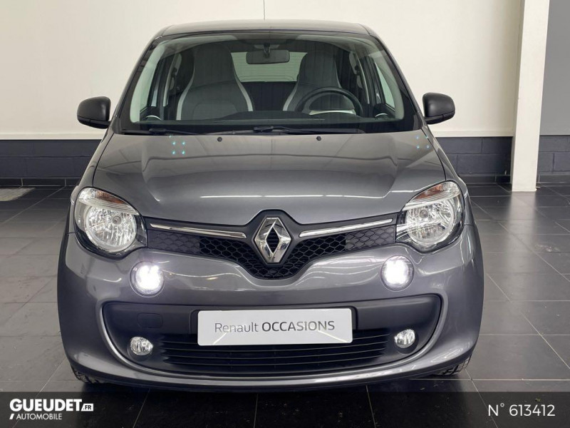 Renault Twingo 0.9 TCe 90ch energy Intens Euro6c Gris occasion à Rivery - photo n°2