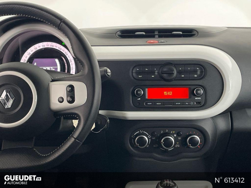 Renault Twingo 0.9 TCe 90ch energy Intens Euro6c Gris occasion à Rivery - photo n°11