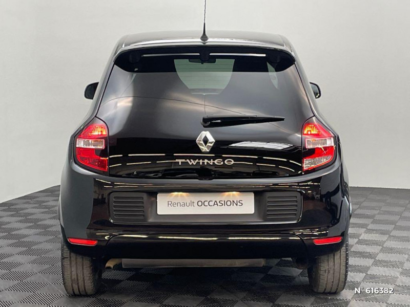 Renault Twingo 0.9 TCe 90ch energy Intens Euro6c Noir occasion à Rivery - photo n°3