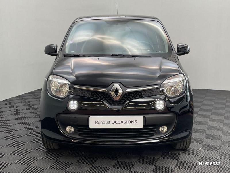Renault Twingo 0.9 TCe 90ch energy Intens Euro6c Noir occasion à Rivery - photo n°2