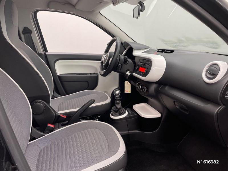 Renault Twingo 0.9 TCe 90ch energy Intens Euro6c Noir occasion à Rivery - photo n°4