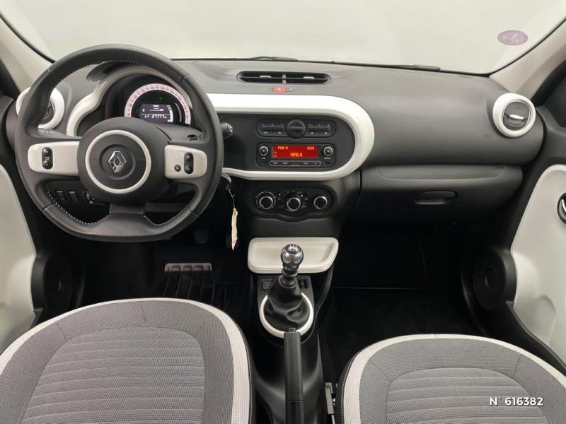 Renault Twingo 0.9 TCe 90ch energy Intens Euro6c Noir occasion à Rivery - photo n°10