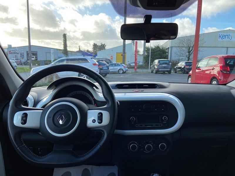 Renault Twingo 0.9 TCE 90CH ENERGY INTENS Blanc occasion à Plougastel-Daoulas - photo n°7
