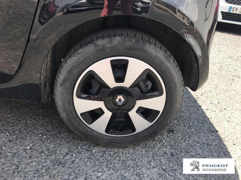 Renault Twingo 0.9 TCe 90ch energy Limited 2017 Noir occasion à Albi - photo n°11