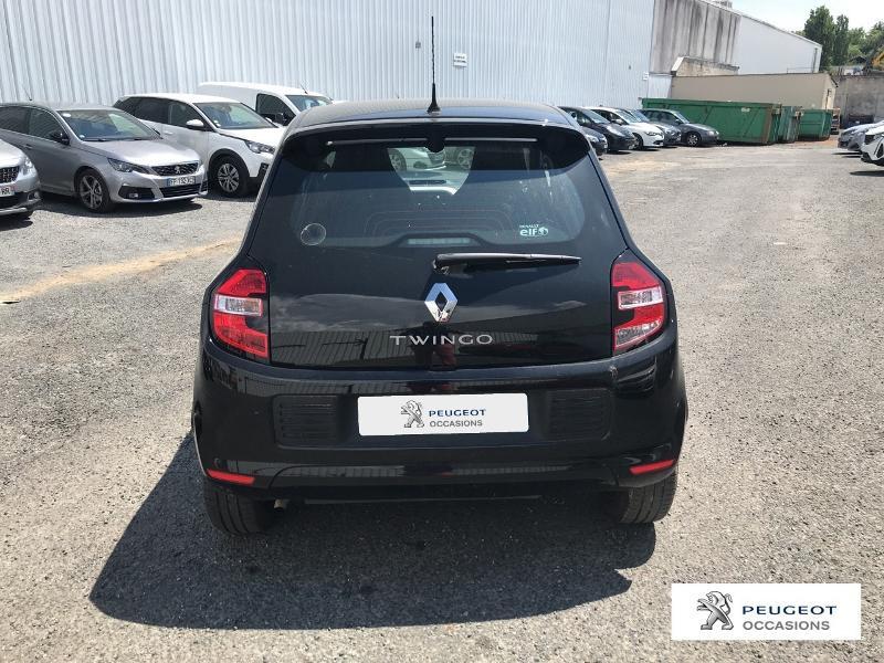 Renault Twingo 0.9 TCe 90ch energy Limited 2017 Noir occasion à Albi - photo n°5