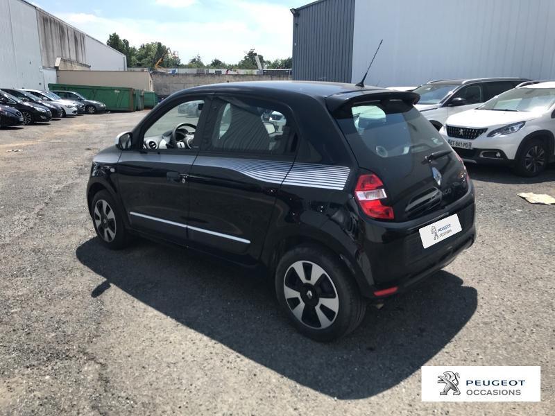 Renault Twingo 0.9 TCe 90ch energy Limited 2017 Noir occasion à Albi - photo n°18