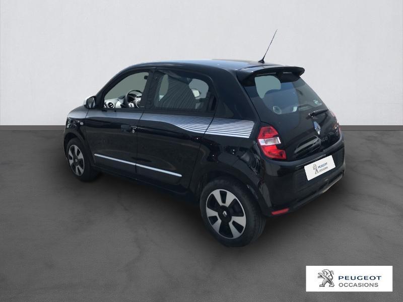Renault Twingo 0.9 TCe 90ch energy Limited 2017 Noir occasion à Albi - photo n°7