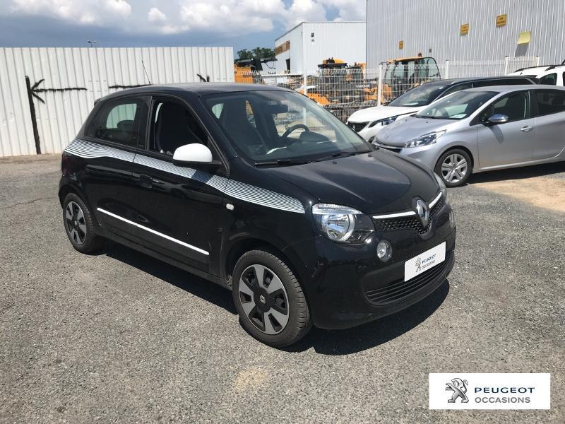 Renault Twingo 0.9 TCe 90ch energy Limited 2017 Noir occasion à Albi - photo n°3