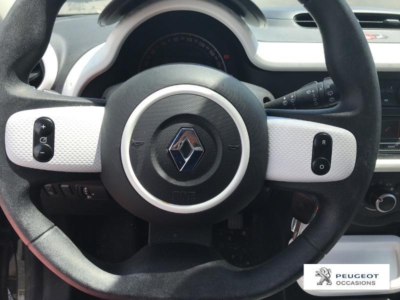 Renault Twingo 0.9 TCe 90ch energy Limited 2017 Noir occasion à Albi - photo n°15