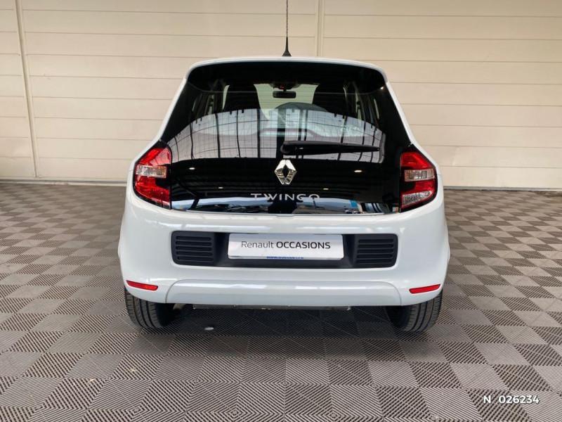 Renault Twingo 0.9 TCe 90ch energy Zen Blanc occasion à Seynod - photo n°3