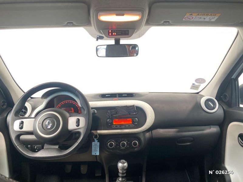 Renault Twingo 0.9 TCe 90ch energy Zen Blanc occasion à Seynod - photo n°10