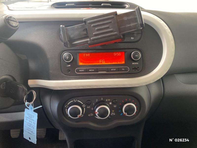 Renault Twingo 0.9 TCe 90ch energy Zen Blanc occasion à Seynod - photo n°11