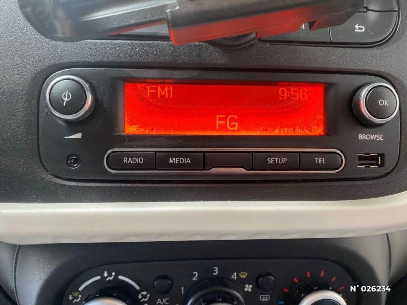 Renault Twingo 0.9 TCe 90ch energy Zen Blanc occasion à Seynod - photo n°16
