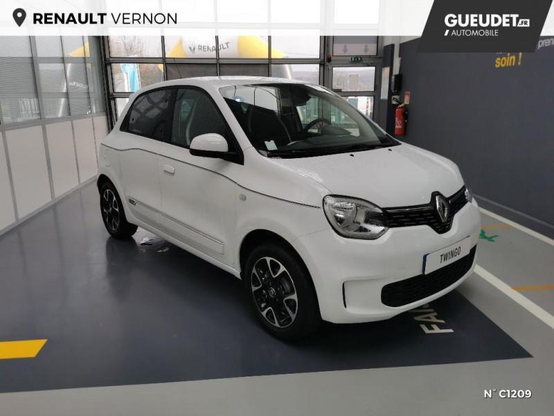 Renault Twingo 0.9 TCe 95ch Intens - 20 Blanc occasion à Saint-Just
