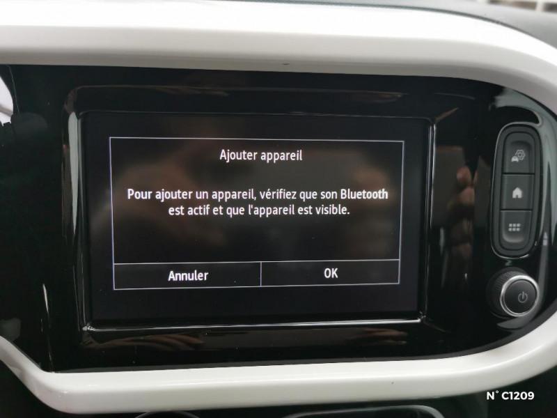 Renault Twingo 0.9 TCe 95ch Intens - 20 Blanc occasion à Saint-Just - photo n°11
