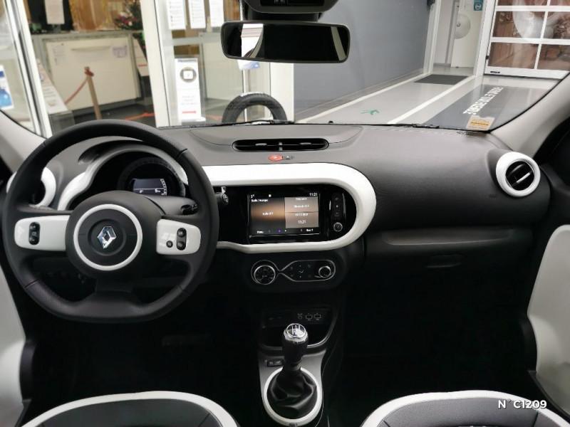 Renault Twingo 0.9 TCe 95ch Intens - 20 Blanc occasion à Saint-Just - photo n°4
