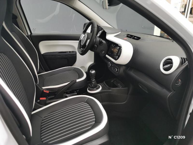 Renault Twingo 0.9 TCe 95ch Intens - 20 Blanc occasion à Saint-Just - photo n°5