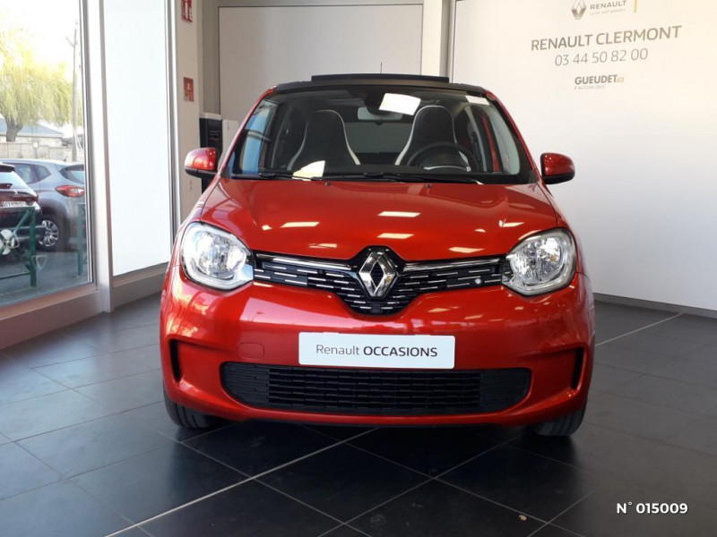 Renault Twingo 0.9 TCe 95ch Intens - 20 Rouge occasion à Clermont - photo n°2