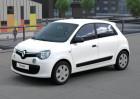 Renault Twingo 0.9 TCe 95ch Intens EDC Blanc à PLOERMEL 56