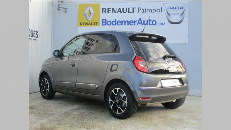 Renault Twingo 0.9 TCe 95ch Intens EDC Gris occasion à PAIMPOL - photo n°5
