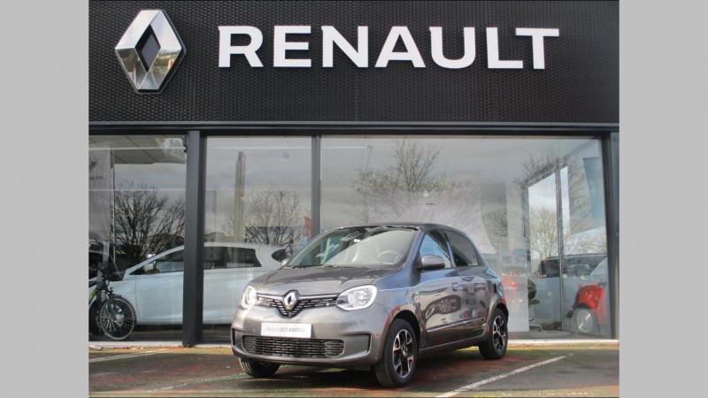 Renault Twingo 0.9 TCe 95ch Intens EDC Gris occasion à PAIMPOL