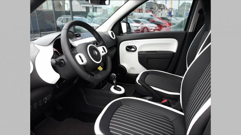 Renault Twingo 0.9 TCe 95ch Intens EDC Gris occasion à VANNES - photo n°5