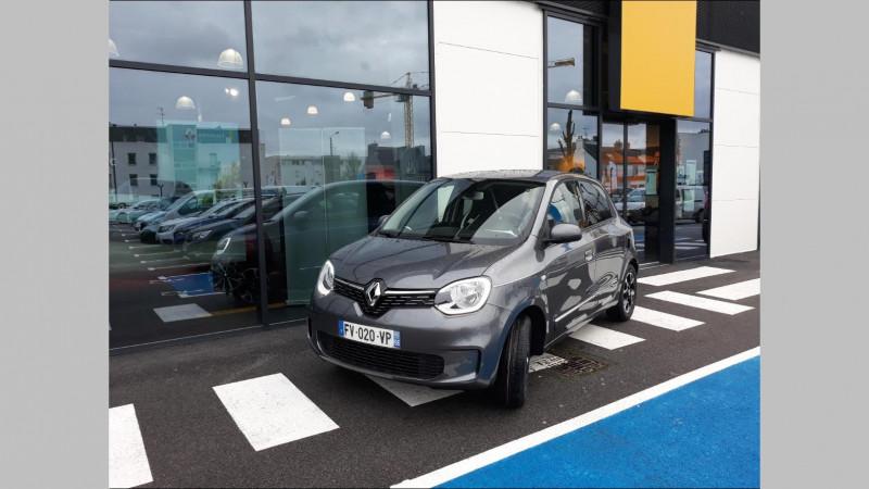 Renault Twingo 0.9 TCe 95ch Intens EDC Gris occasion à VANNES